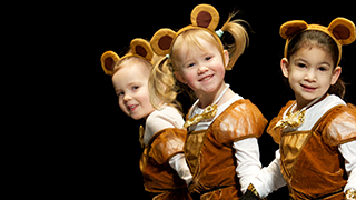 Preschool Classes at Shuffle Dance, Fife