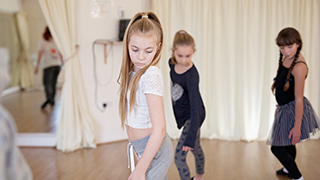 Advanced Development classes at Shuffle Dance Fife