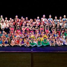 Shuffle Dance Company 2018. 10th Year Show. Carnegie Hall, Dunfermline